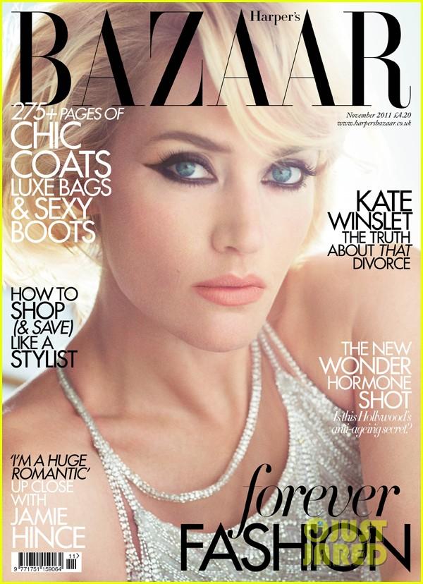 Kate Winslet Harper's Bazaar UK